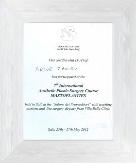 aesthetic_plastic_surgery_course_Salo_2012